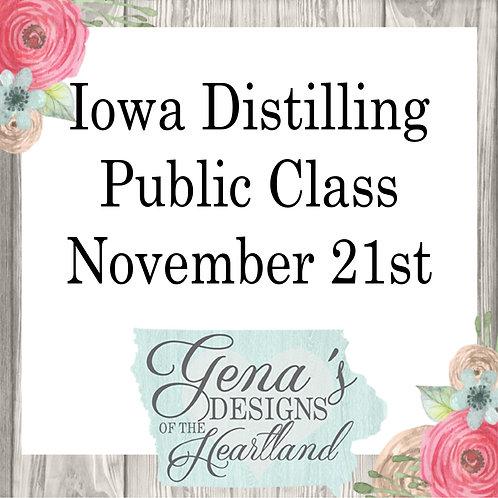 Iowa Distilling Company