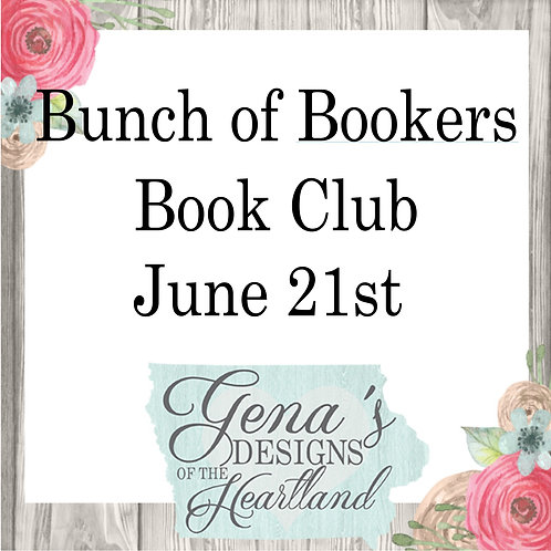 Bunch of Bookers Book Club