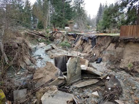 GPID Sand Creek Emergency Channel Restoration