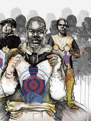 Take the Chains Off: The Struggle for Racial Justice Continues