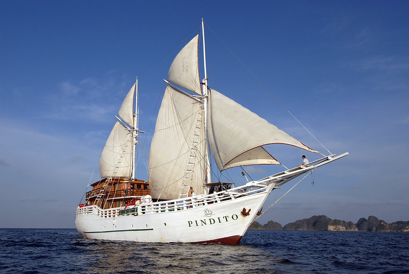 MV Pindito - Indonesia