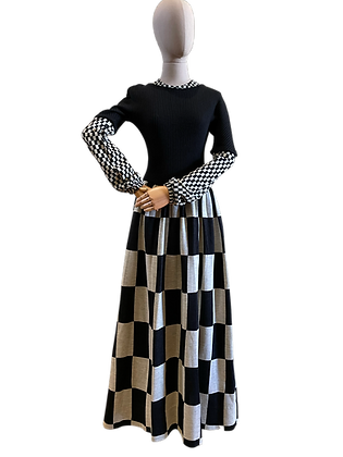 1960's Rudi Gernreich Maxi