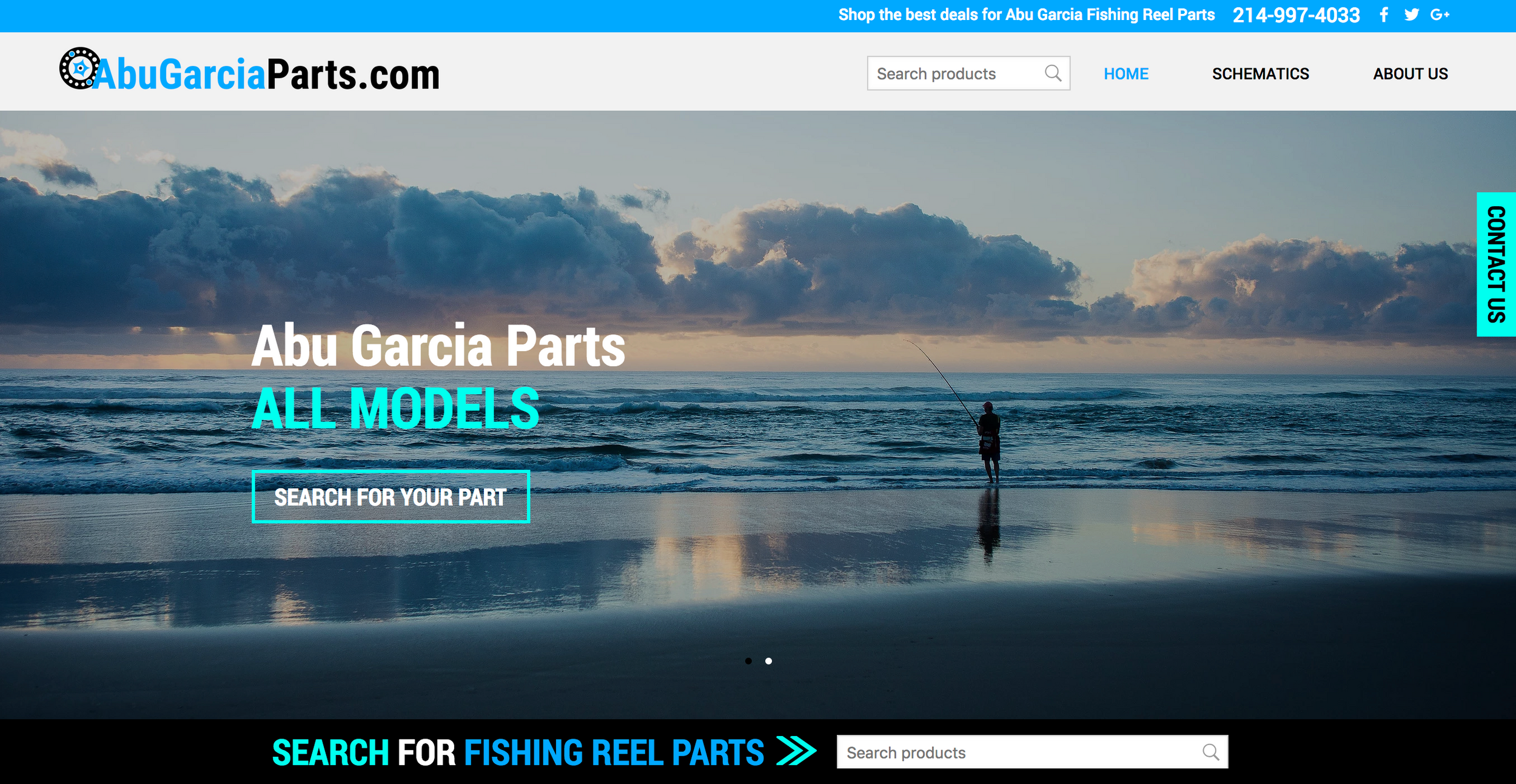 Abu Garcia Parts | Reelparts.net on