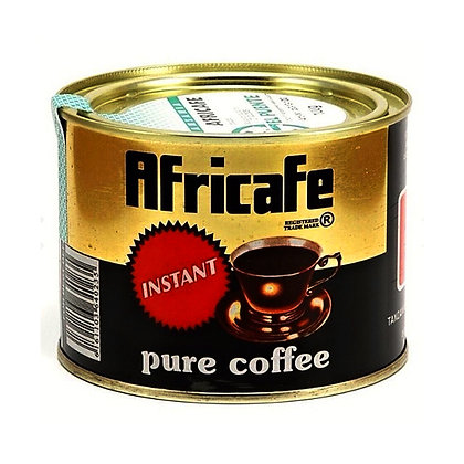 Africafe Pure instant coffee Tin,100g