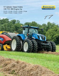T7 Series Tractors