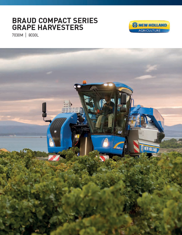 Braud Compact Harvesters
