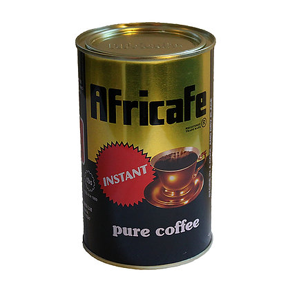 Africafe Pure instant coffee Tin, 250g