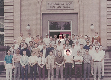 University of Oregon School of Law Class of 1969