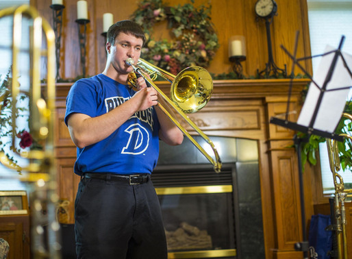 Meet the Ankeny grad with the Midas touch