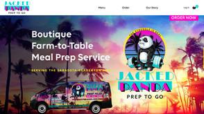 Jacked Panda Prep to Go