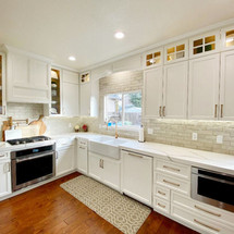 Kitchen-Laundry-Pantry Remodel