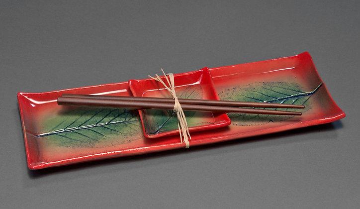 Sushi Tray Set