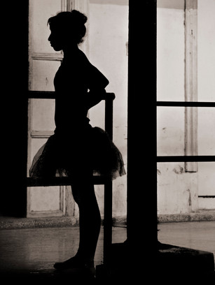 Waiting for the Ballet