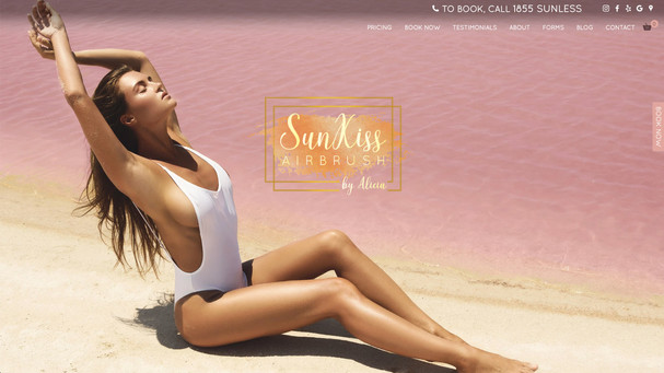SunKiss Airbrush by Alicia