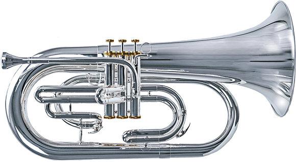 Professional Hybrid Euphonium, Lacquer
