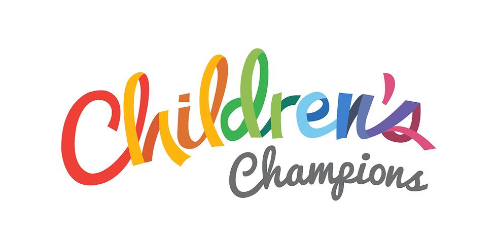Children's Champions benefitting Wender Weis Foundation for Children