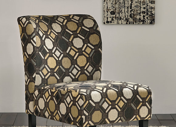 Tibbee Slate Accent Chair (Pebble)