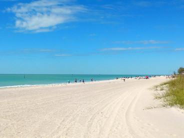 Manasota Key Beach