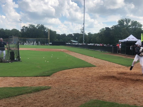 Area Code Baseball Camp Hitting