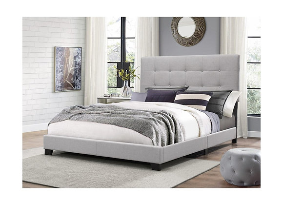 Florence Bed in Gray