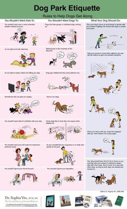 Dog Parkl Etiquette