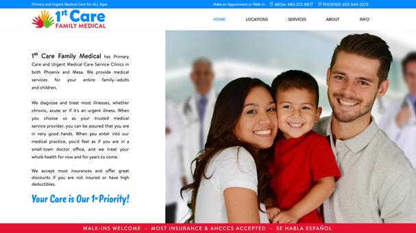 1st Care Family Medical