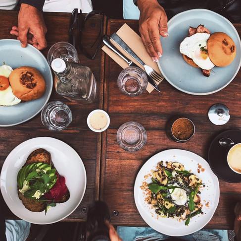 Restaurant Reviews