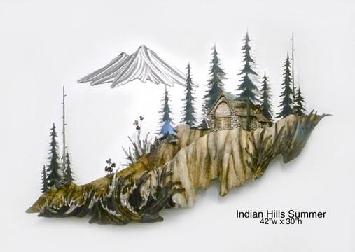 Indian Hills Summer