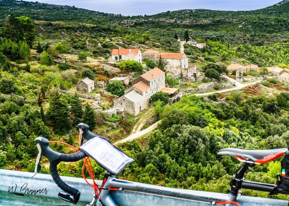 Bike View, Hvar, Croatia