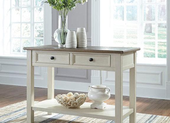 Bolanburg Sofa Table (Two-tone)