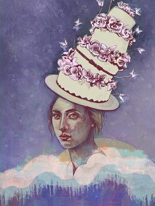 if I Were Cake I Would Eat Myself Before Anyone Elsa Could