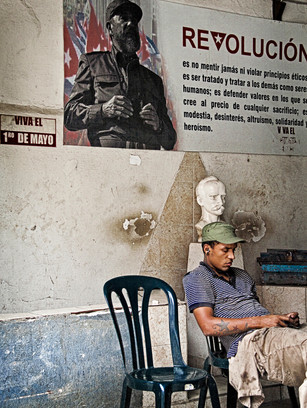 CUBA - THE REMAINDERS