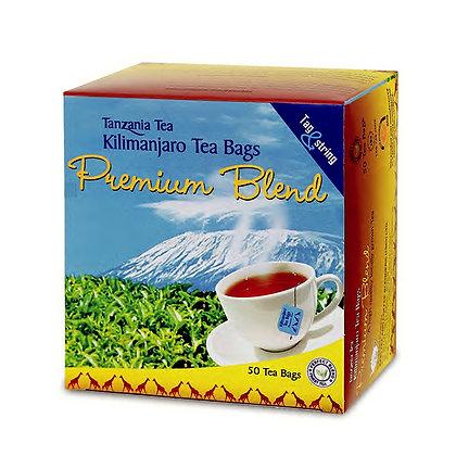 Kilimanjaro Tea Bags Premium Blend - 100g (50s)