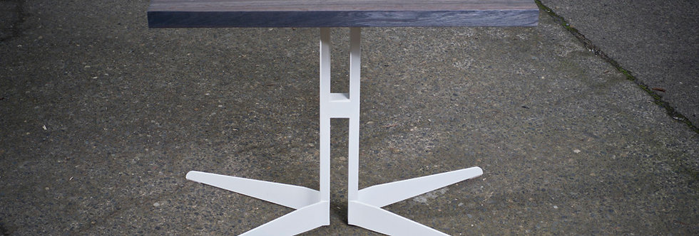 Wood Top - Steel Leg - TABLE