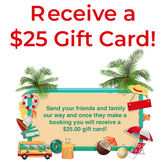 Get a $25 Gift Card!