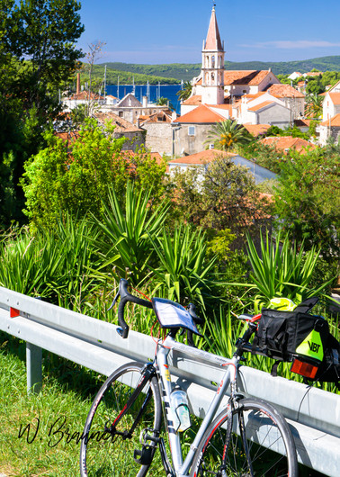 Bike View, Stadi Grad, Croatia