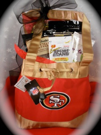 49ER Lunch Tote #0412