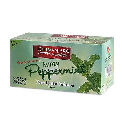 Kilimanjaro Peppermint Tea - 50g (25s)