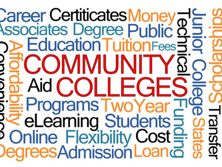 Six Benefits of Attending a Community College