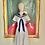 Thumbnail: Sweet Nautical Sailor Bib Dress