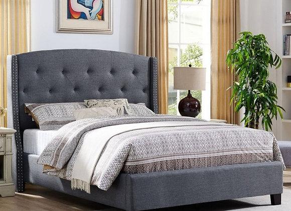 Eva Bed in Gray