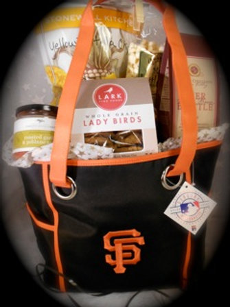San Francisco Giants Carryall Tote #0420