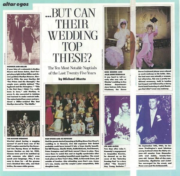 US magazine 1985