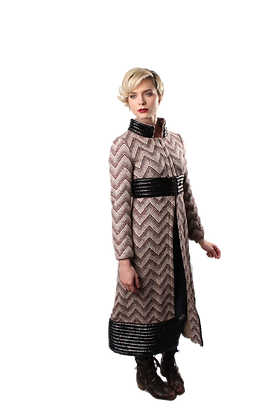 Dolce Vita Wool Coat