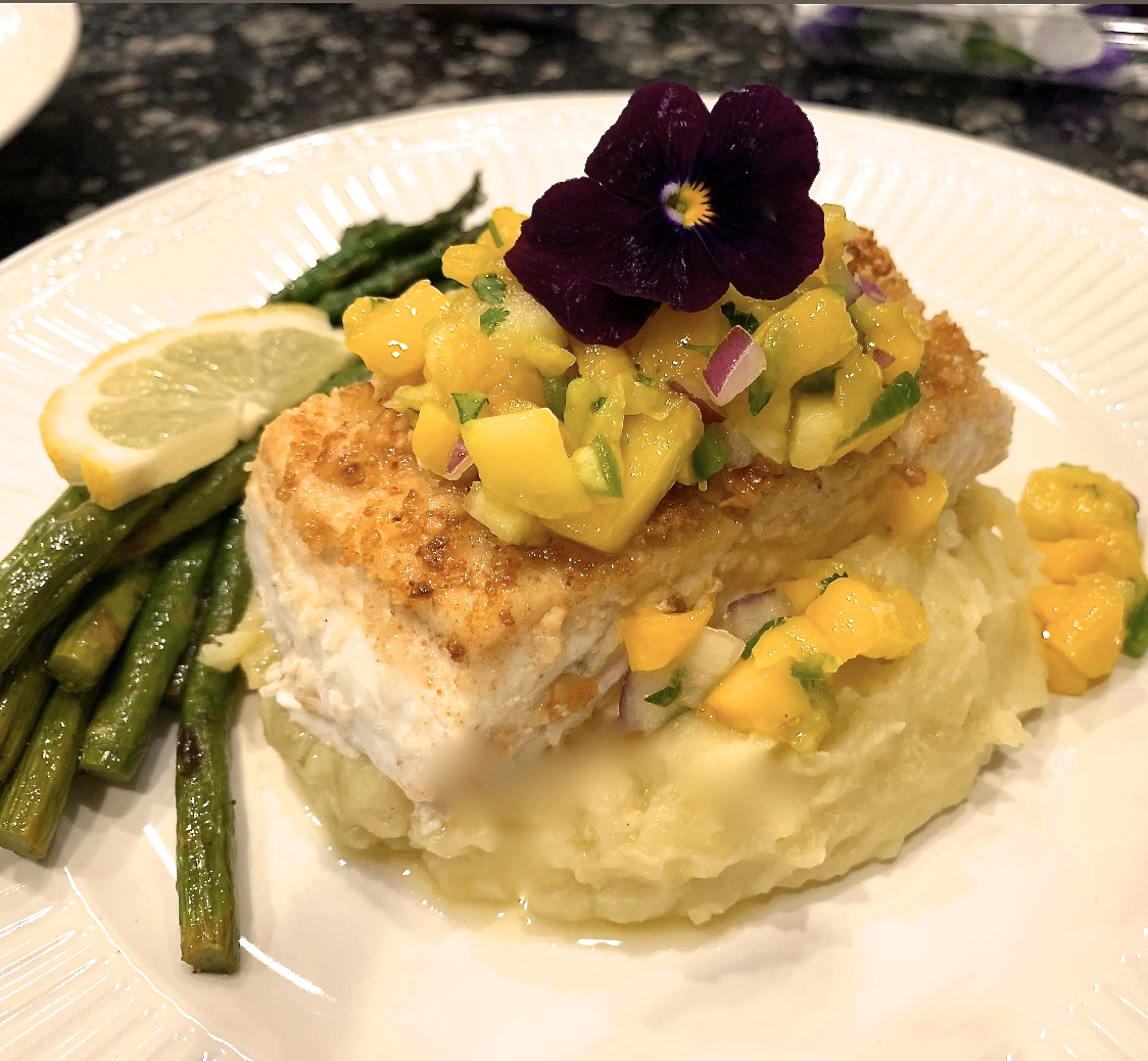 Mac Halibut