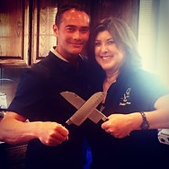 The Chairman from Iron Chef. Mark Dacascos.