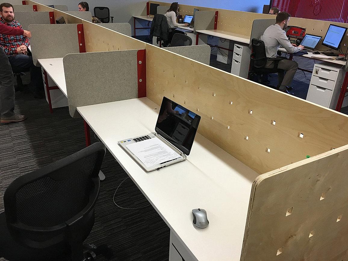 minimalist modern industrial office desk dining. Custom Office Furniture, Furniture Portland, Seattle, San Francisco, Minimalist Dining Table, Natural Live Edge Industrial, Modern, Modern Industrial Desk