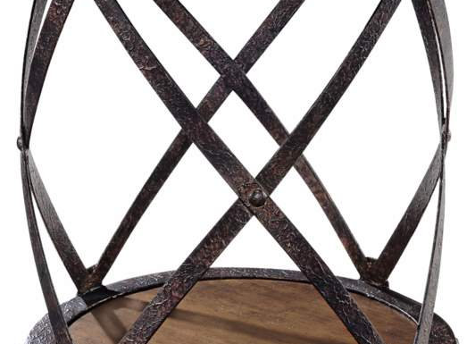 Pinebrook Round End Table