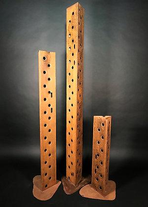 Trio of Columns