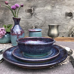 Blue Water Pottery